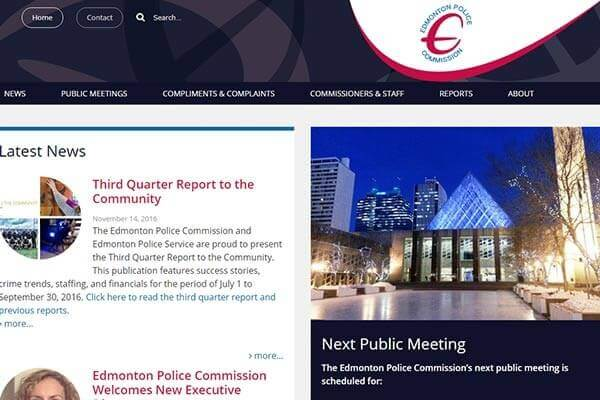 Edmonton Police Commission